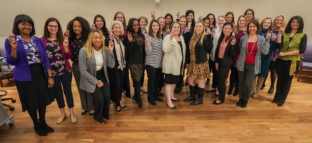 Section Image: Women to the Power of 10 event